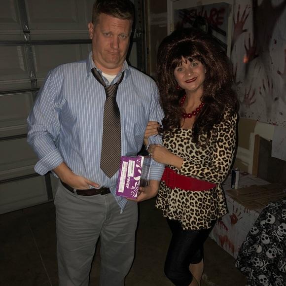 Peg Bundy Halloween Costume
